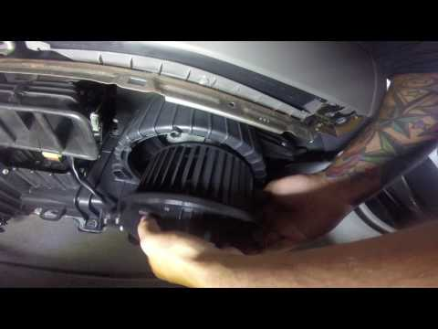 honda civic blower motor (fan motor)