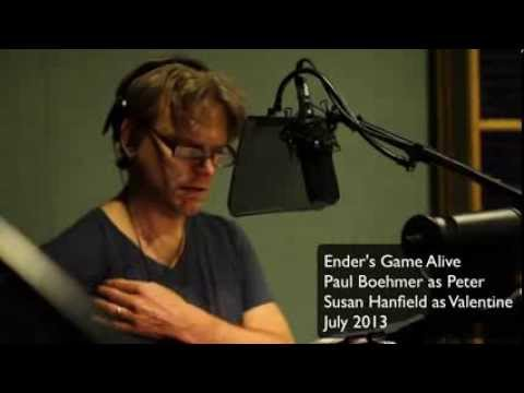 Ender's Game Alive Sessions: Peter and Valentine