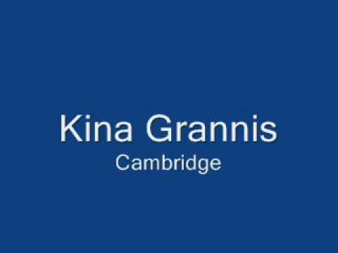 Kina Grannis - Cambridge