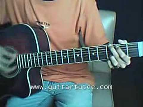Tiger Lily (of Matchbook Romance, by www.GuitarTutee.com)