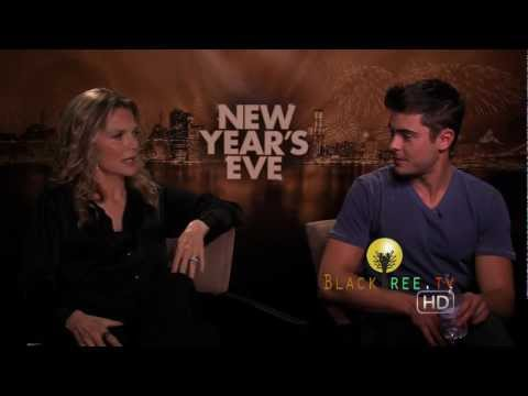 'Cougar Love' and New Years Eve w/ Zac Efron and Michelle Pfeiffer