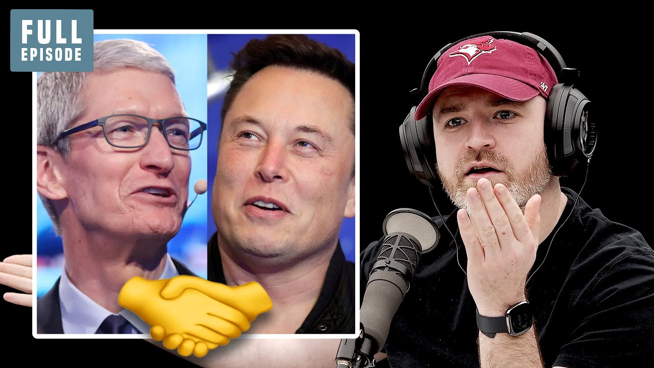What Tim Cook has to Say About Elon Musk...
