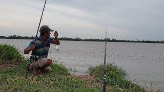 Nữa hộp mồi câu củ đổi 1 đống cá. Điểm câu này cá đầy bên dưới | Săn bắt SÓC TRĂNG |