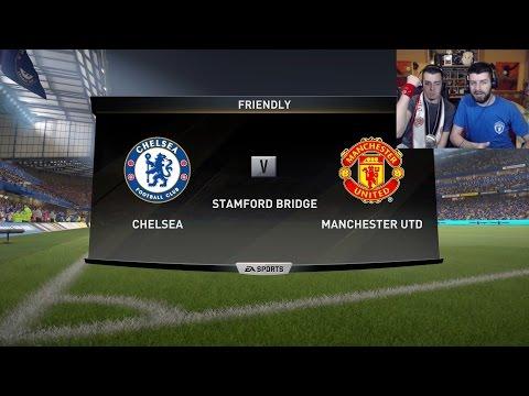 Παίζουμε FIFA 17 | Chelsea - Manchester United!