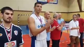 Proglasenje pobednika i dodela pehara i medalja na turniru Gosa FOM 95 Smed.Palanka 23.9.2018