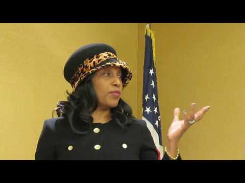 36 Sharon Scott, Closing Statement, Sierra Club Newport News Candidate Forum, 4/11/18 8616