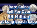 Rare Coins Worth Big Money Sell at 3rd 2017 Long Beach US Coins Auction