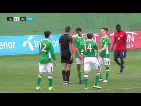 Highlights: Republic Of Ireland U19 V Norway U19