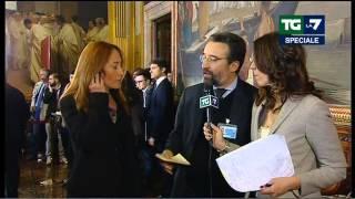 Il commento di Paola Taverna al discorso di Matteo Renzi