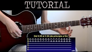 Cómo tocar Perfect Two de Auburn (Tutorial de Guitarra) / How to play