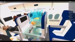 ROBLOX | Aqua Airways Flight (A310)