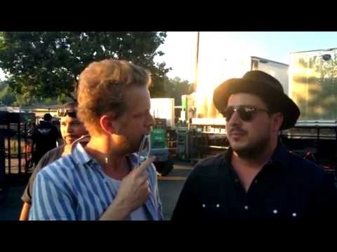 America's Best Communities - Marcus Mumford (right) and Ted Dwane