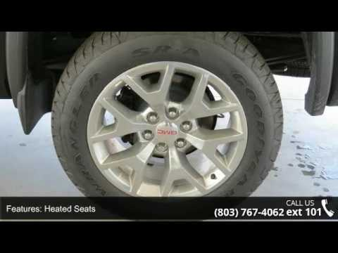 2016 GMC Sierra 1500 SLT   Jones Nissan   Sumter, SC 29150