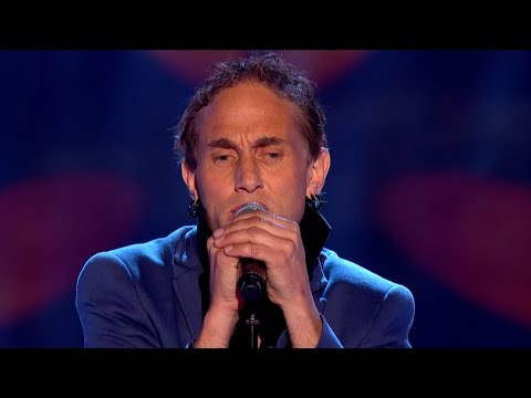 Si Genaro performs Falling Slowly  The Voice UK 2015: Blind Auditions 6  BBC One