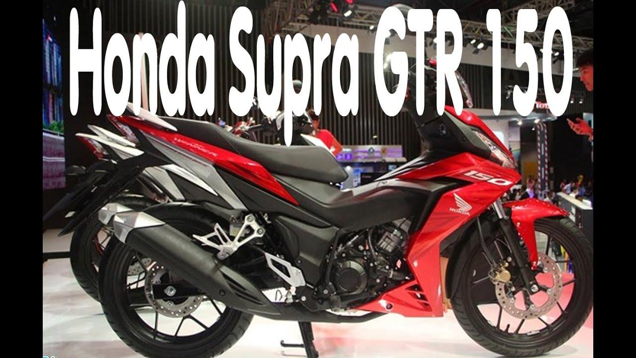 Modifikasi Motor Honda Supra Gtr 150 Dunia Otomotif