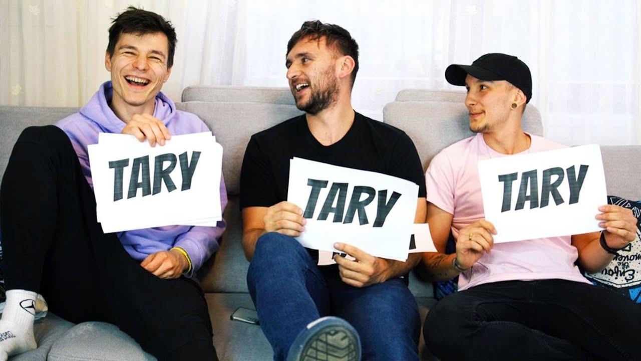 KDO BY SPÍŠ (18+) | Tary, Vova a Jay