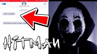 talking to a Deep Web hitman LIVE...