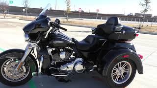 857968 2014 Harley Davidson Tri Glide Ultra Classic FLHTCUTG