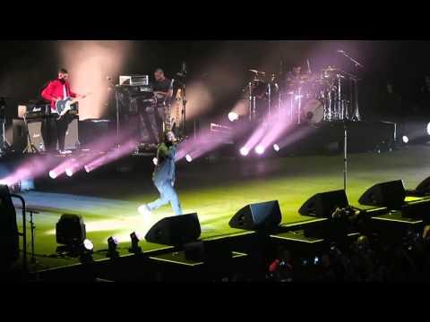 Kendrick Lamar - King Kunta LIVE - Melbourne, Rod Laver arena 2016