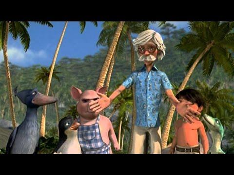 Rebelion En La Isla   peliculas de accion   peliculas de animacion completas en español