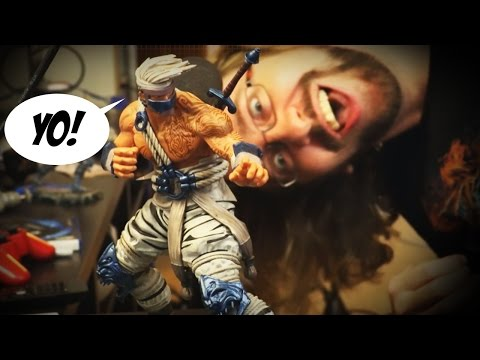 JAGO SPOKE TO ME! Unboxing The Latest Jago Figure