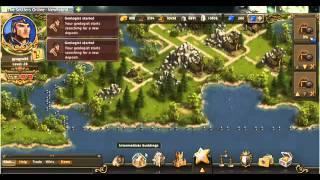 Обзор игры The Settlers Online