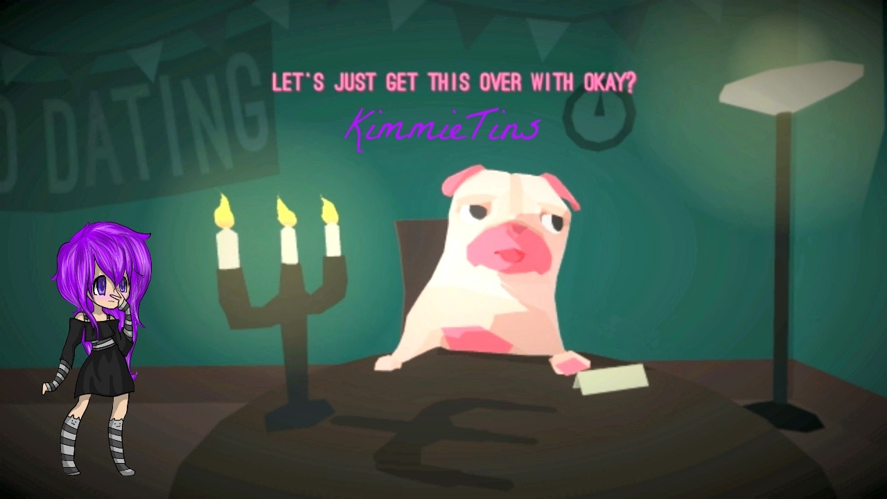Hot Date Game Dog