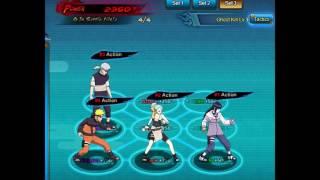 Naruto Online 2.0 - Ninja Exam 90 & 95 - Water Main F2P