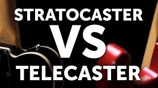 La Batalla Fender - Stratocaster VS Telecaster