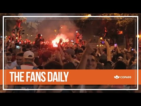 The Most Mental Scenes in Euro History | The Fans Daily