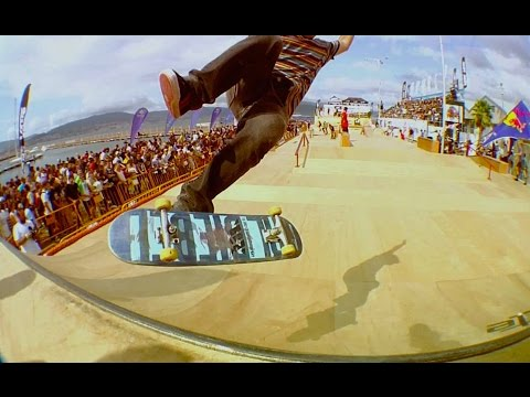 Action sports festival in Spain - O'Marisquiño 2014