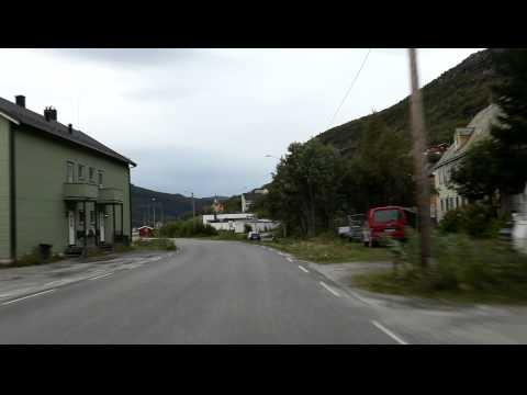 Sulitjelma. En kjøretur fra Fagerli til Furulund