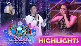 It's Showtime Miss Q and A: Vice catches Nicole leaving It's Showtime