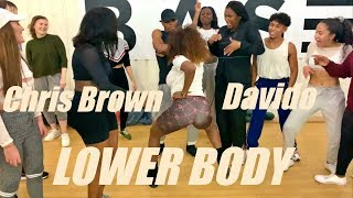 Chris Brown - Lower Body ft. Davido - Fumy Choreography