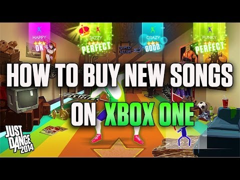 How to Buy New Songs on an Xbox One | Just Dance 2014