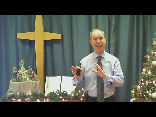 Sunday Service Dec 20, 2020