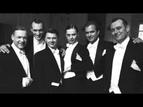 The Comedian Harmonists - The Donkey Serenade