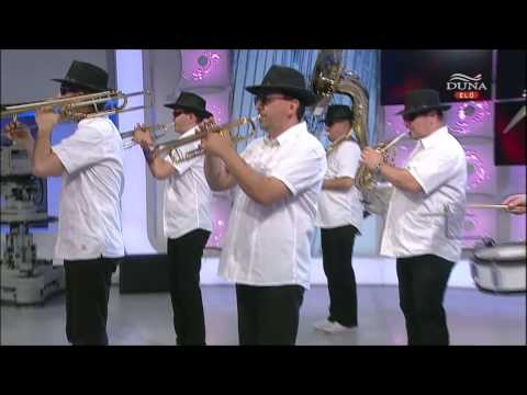 Brassdance - Thriller - Rod Temperton-Michael Jackson (Duna TV 2012-05-01) mp3