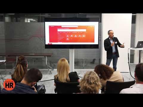 Hacking HR Geneva Chapter Meetup 1 - Yvan Cognasse