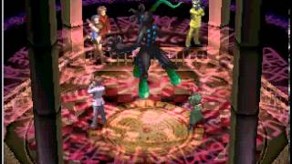 Persona 2 Eternal Punishment -Nyarlathotep- Final Boss battle Part One