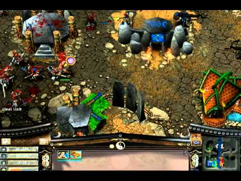 Battle Realms Gameplay