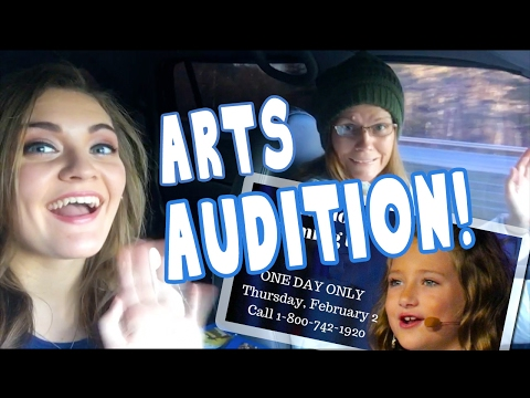 My ARTS Audition Experience Kim Myers  Disney, Nickelodeon, and MORE