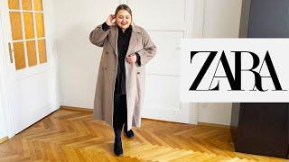 Большие размеры в Zara?! || Заказ, примерка, как найти вещи Plus Size