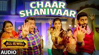 'Chaar Shanivaar' Full AUDIO Song - Badshah | Vishal, Amaal Mallik | All Is Well
