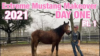 DAY ONE! Part One | Extreme Mustang Makeover 2021