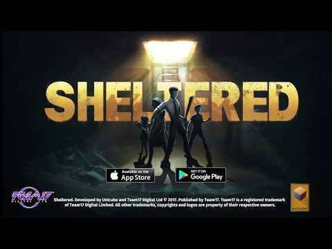 Sheltered - Mobile Launch Trailer (iOS, Android)