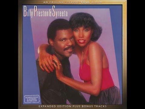 BILLY PRESTON & SYREETA 2013 CD Reissue
