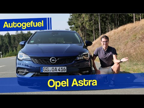 2020 Opel Astra REVIEW Vauxhall Astra Facelift update - Autogefuel