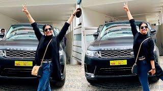 Rashmika Mandanna New Car Collection - South Indian Actress