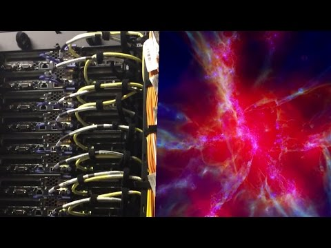 Simulating a Universe: the EAGLE Project at Durham University